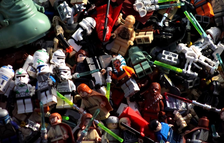 Wallpaper Star Wars Lego Star Wars Images For Desktop Section Filmy Download
