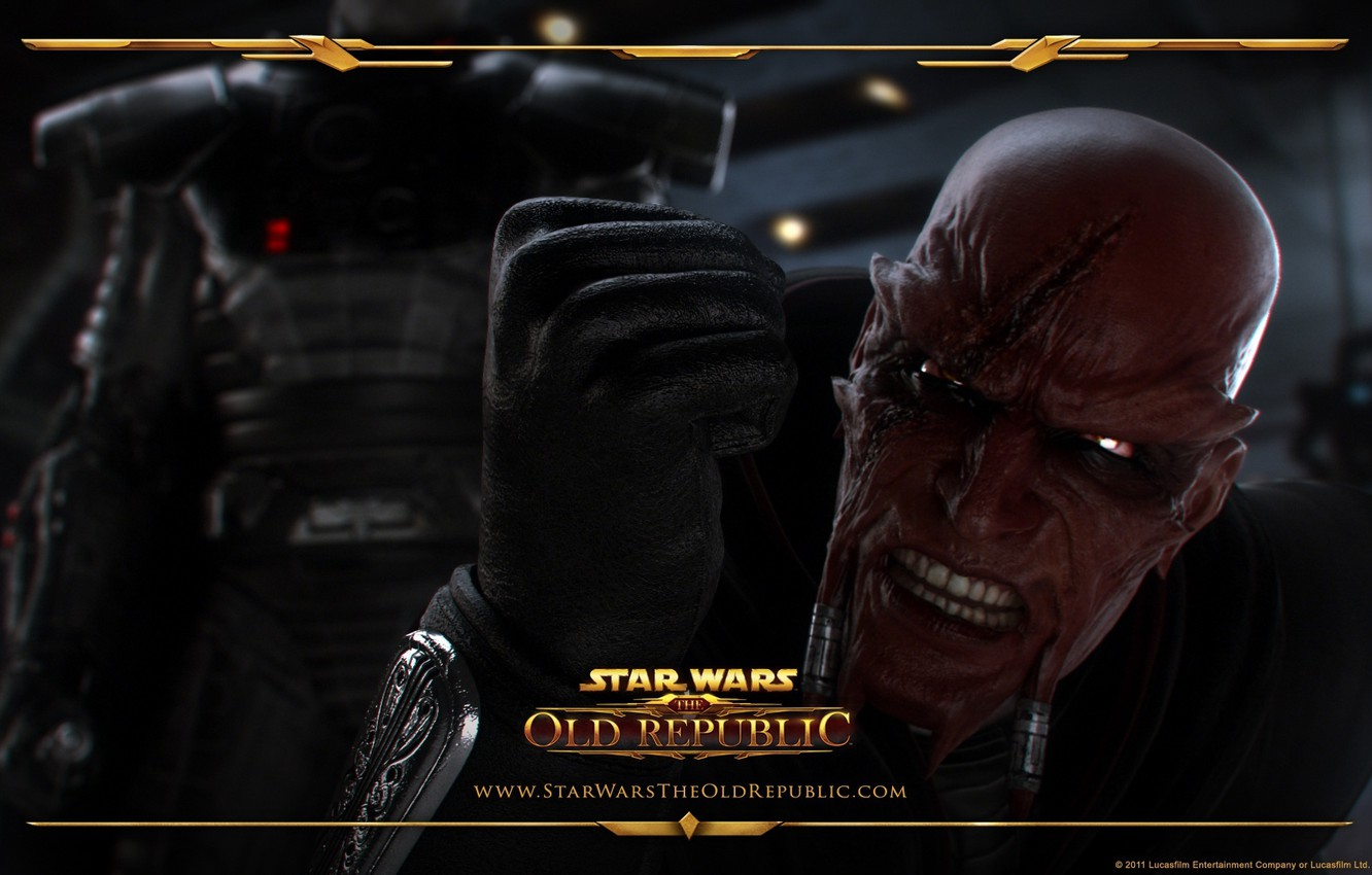 Wallpaper Star Wars Star Wars The Old Republic Sith Sith The