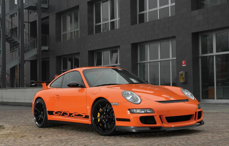 Photo wallpaper 911, Porsche, gt3