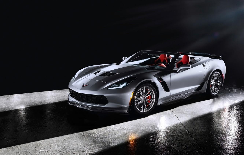 Photo wallpaper car, Chevrolet, Corvette, rechange, The Corvette Z06