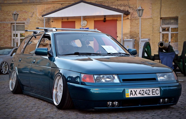 Photo wallpaper Lada, Lada, Lada, VAZ, understatement, VAZ, 2111, Drope Mode