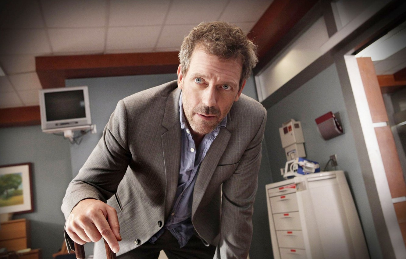 Photo wallpaper House, Dr. House, house, house, M.D, Gregory, Gregory