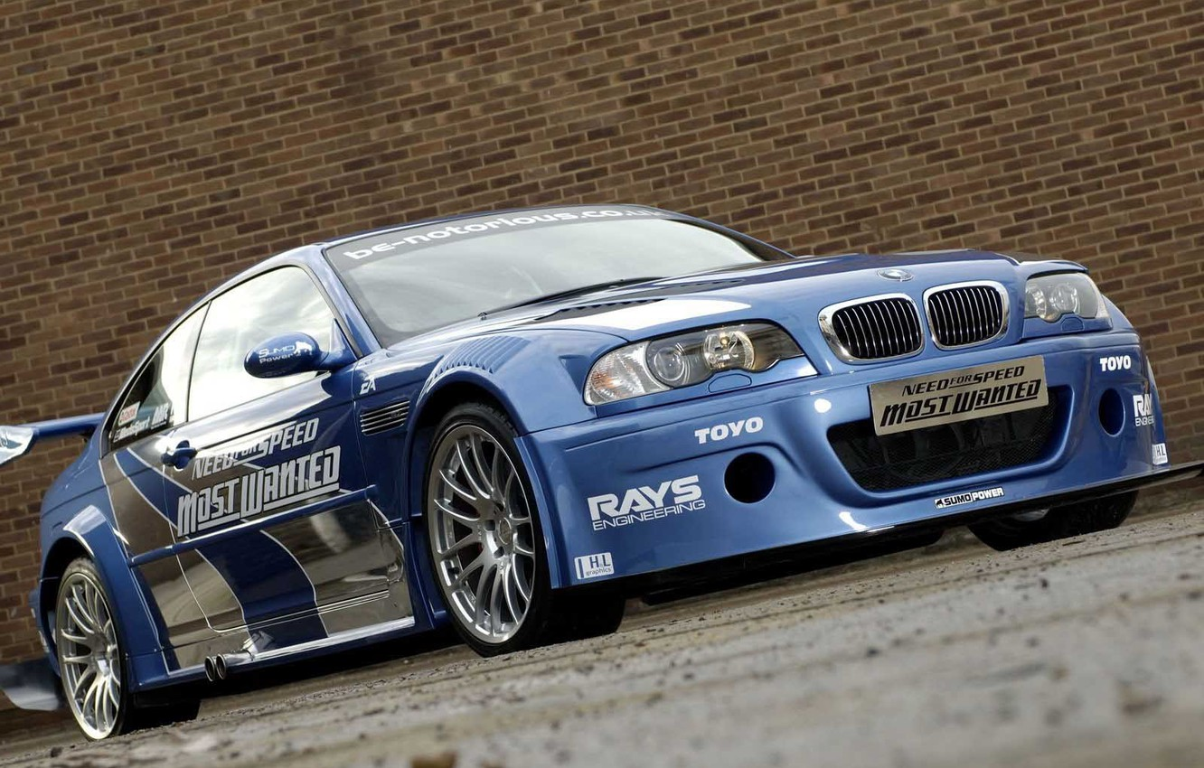 Wallpaper Road, BMW, Wall, Need For Speed Most Wanted ...