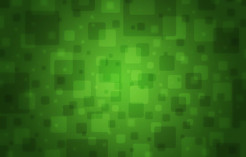 Photo wallpaper green, color, texture, squares