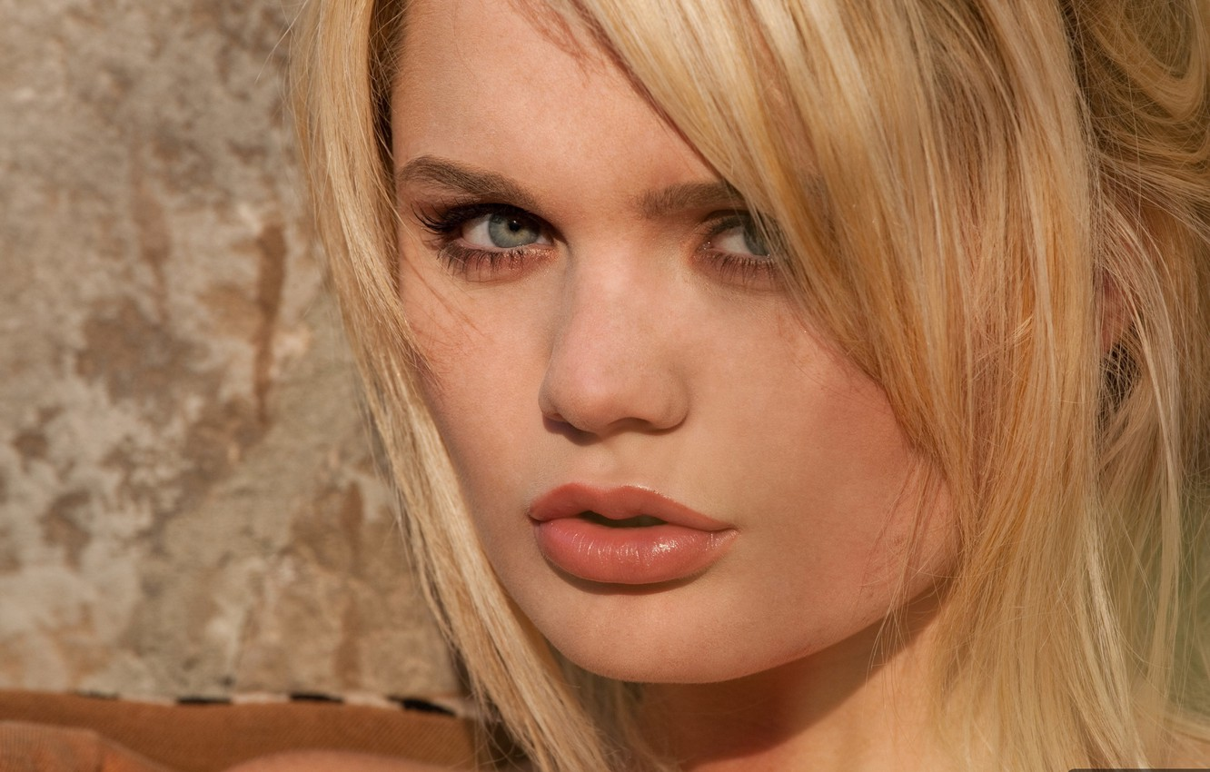 Alexis Ford wallpaper alexis ford, eyes, lips, face, hair, blonde images