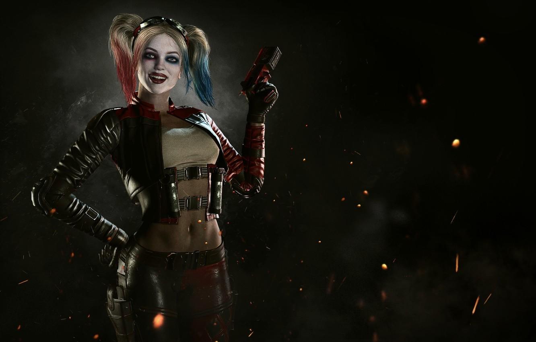Wallpaper Game Game Harley Quinn Injustice 2 Images For Desktop