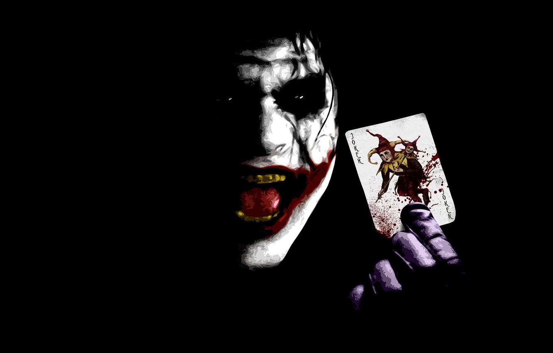Photo wallpaper batman, map, Batman, Joker, joker