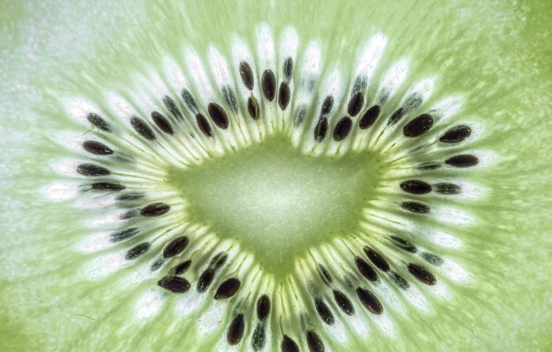 Photo wallpaper food, texture, kiwi, fruit