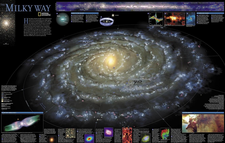 galaktika mlechnyy put 2295