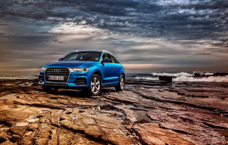 Photo wallpaper Audi, Audi, quattro, TFSI, AU-spec, 2015