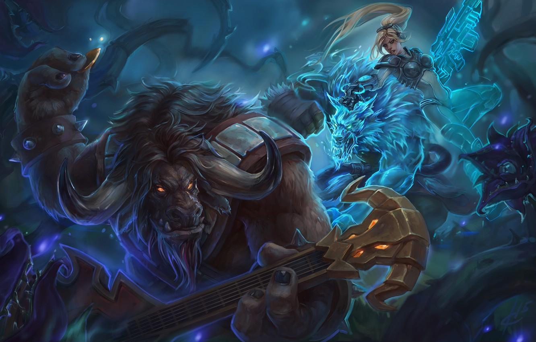 Wallpaper Heroes Of The Storm Starcraft Nova Warcraft Rock God