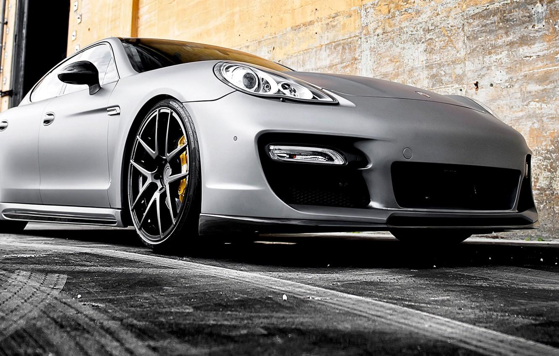 Photo wallpaper Porsche, Panamera, Porsche, Panamera, Turbo, turbo, 2015