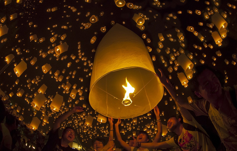 Обои candle, Festival, balloon, Lamp. Праздники foto 18