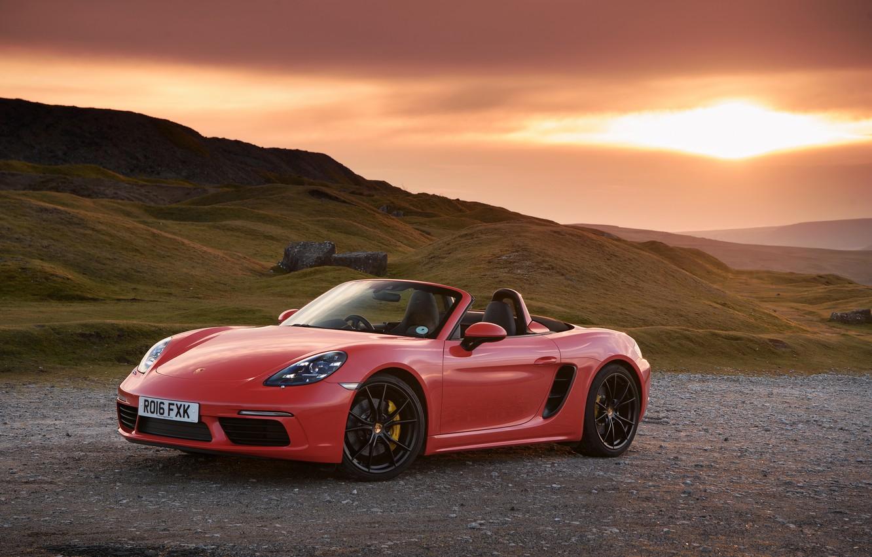 Photo wallpaper Porsche, Porsche, Boxster, bokster