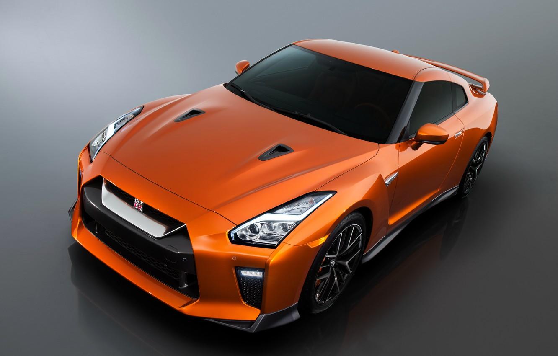 Photo wallpaper background, Nissan, GT-R, Nissan, R35