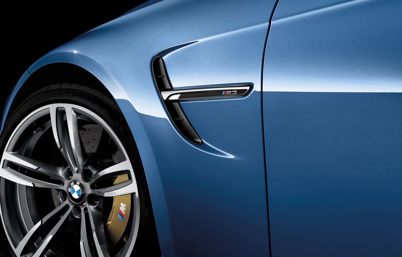 Photo wallpaper Disk, BMW, F80, BMW