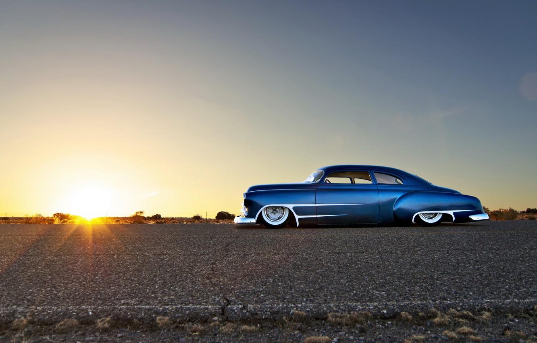 Photo wallpaper chevrolet, hot rod, Chevy, Chevrolet, classic car