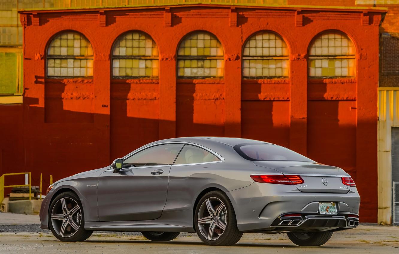 Photo wallpaper Mercedes, Benz, AMG