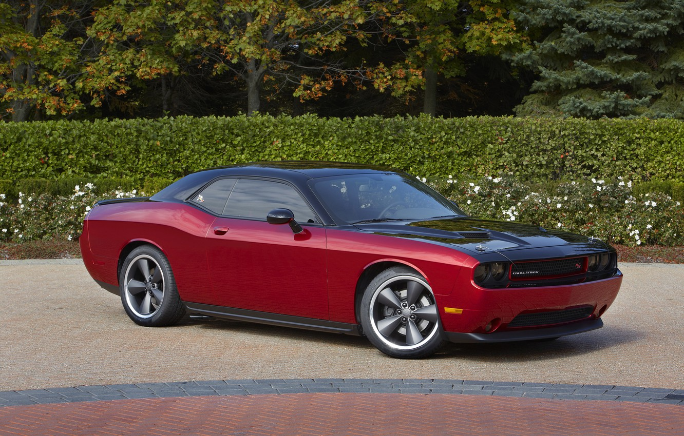 Photo wallpaper Tuning, With Scat Design, Dodge Challenger RT