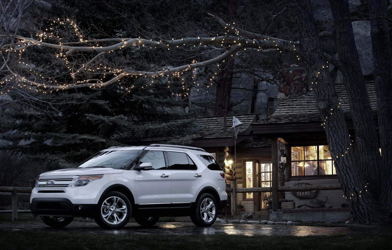 Wallpaper Machine House Ford Ford Jeep Suv Car Explorer Tree Images For Desktop Section Ford Download