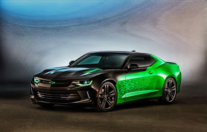Photo wallpaper Concept, Chevrolet, Camaro, Chevrolet, Camaro