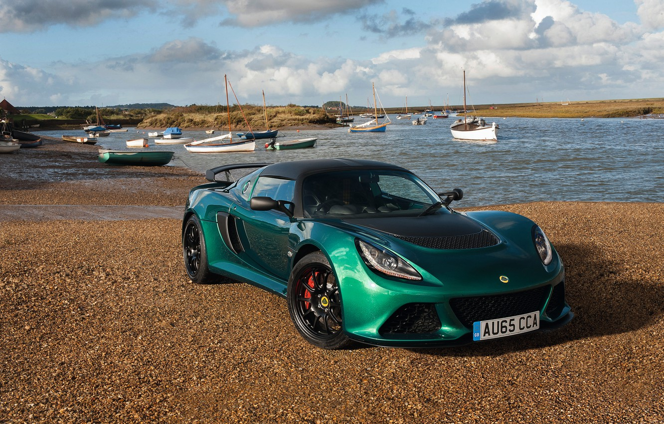 Photo wallpaper coupe, Lotus, Lotus, Coupe, Requires, Sport, Exige