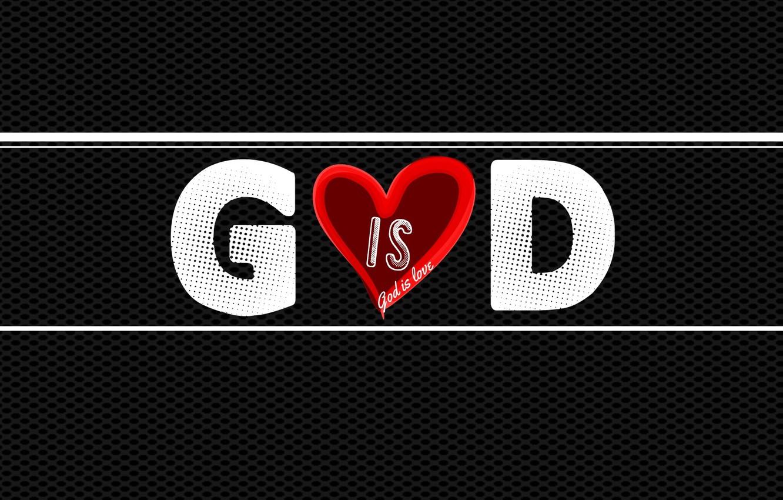 Wallpaper Red Love Heart Texture God Jesus