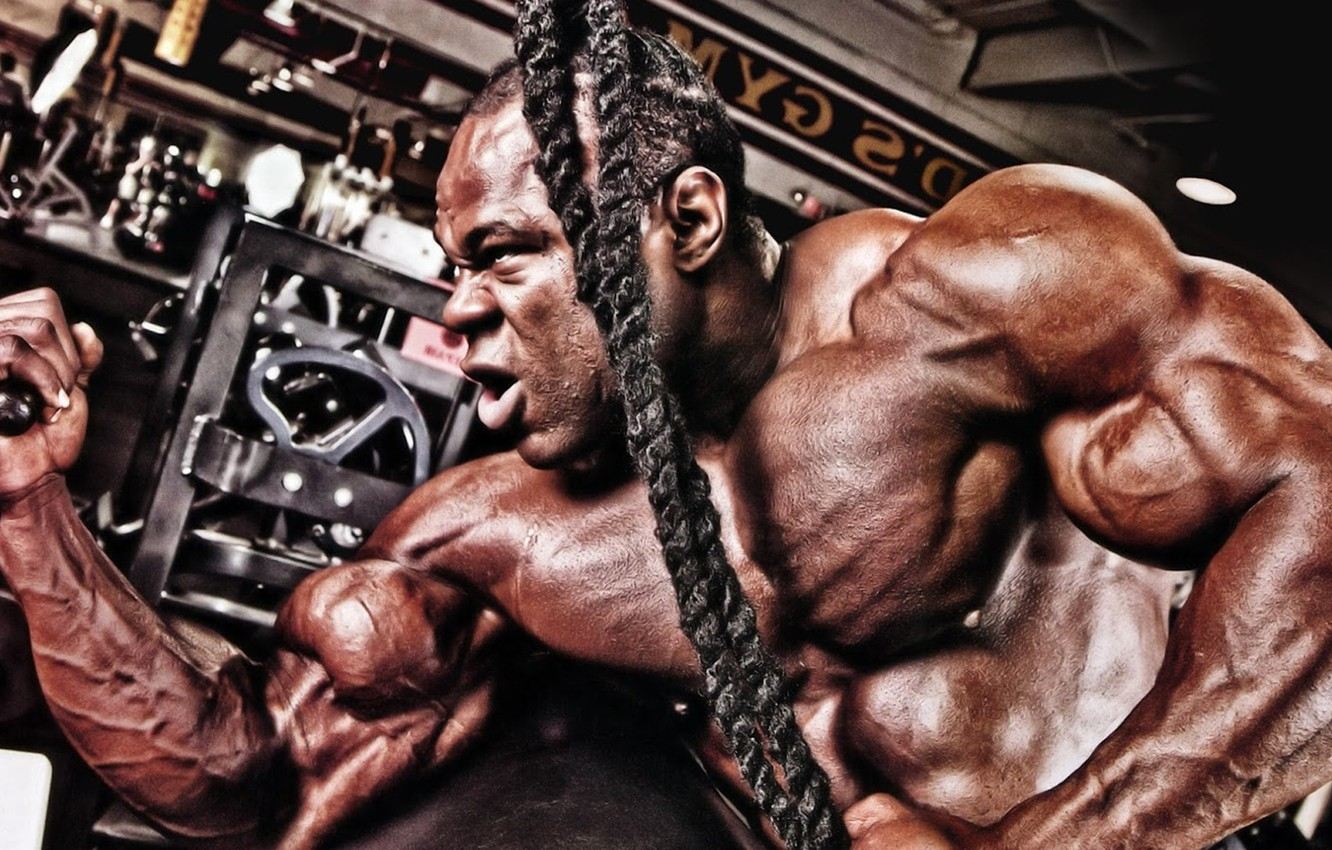 Wallpaper pose, muscle, muscle, gym