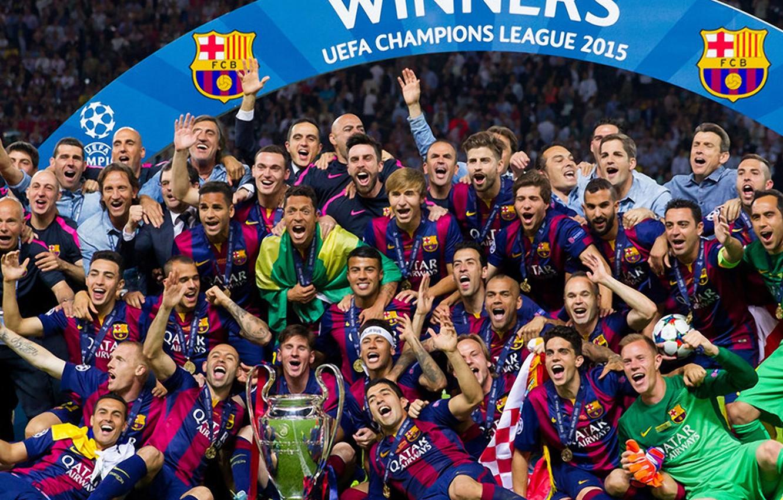 Barca Champions League