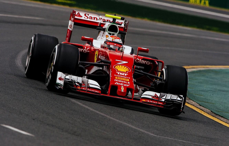 Wallpaper Ferrari Ferrari Formula 1 Kimi Raikkonen Also The Front Images For Desktop Section Sport Download