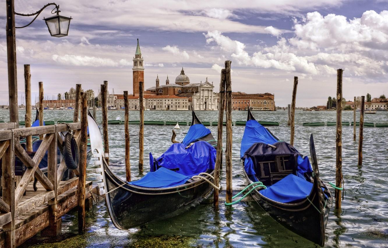 Photo wallpaper the city, background, Venice