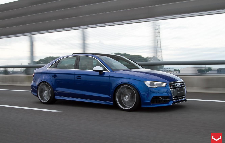Photo wallpaper Audi, Vossen