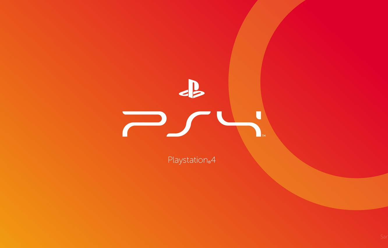 Wallpaper game, sony, playstation, PS4
