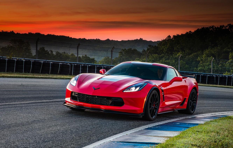 Photo wallpaper coupe, Corvette, Chevrolet, Chevrolet, Coupe, Corvette, Stingray