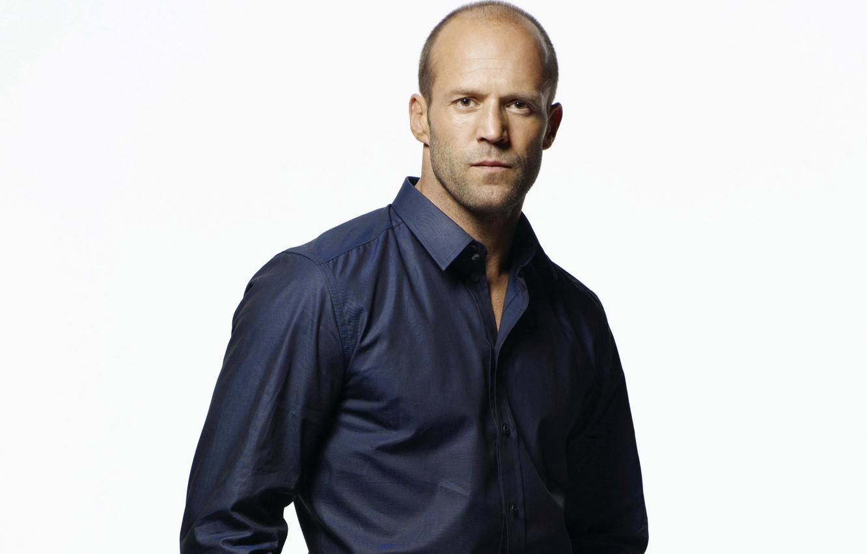 Photo wallpaper actor, white background, Jason, Statham, jason statham