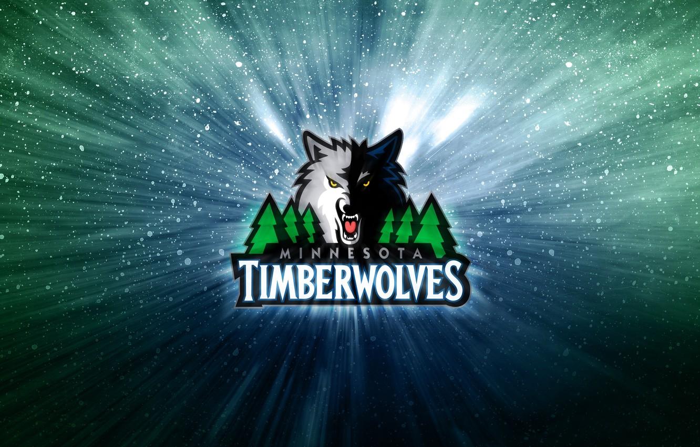 Wallpaper Basketball Wolf Logo Nba Mn Timberwolves Minnesota
