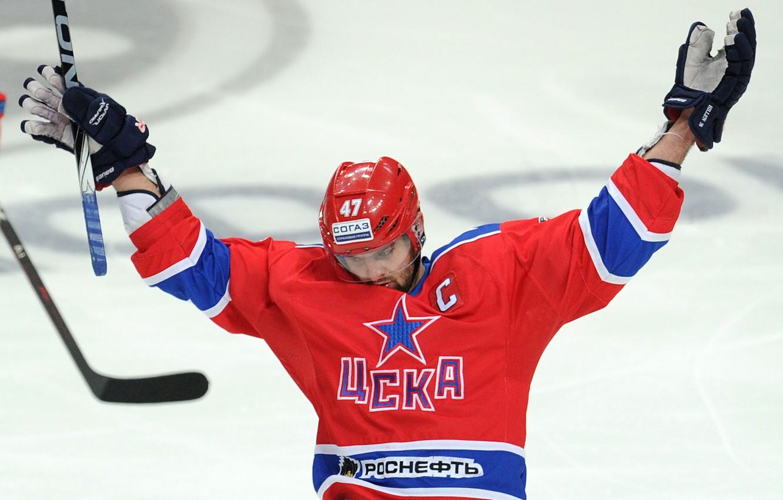 Photo wallpaper hands, hockey, hockey player, CSKA, Alexander Radulov