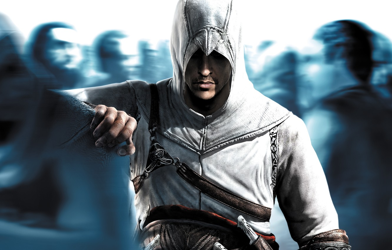 Wallpaper Assassins Creed Ubisoft Assassins Creed Altair