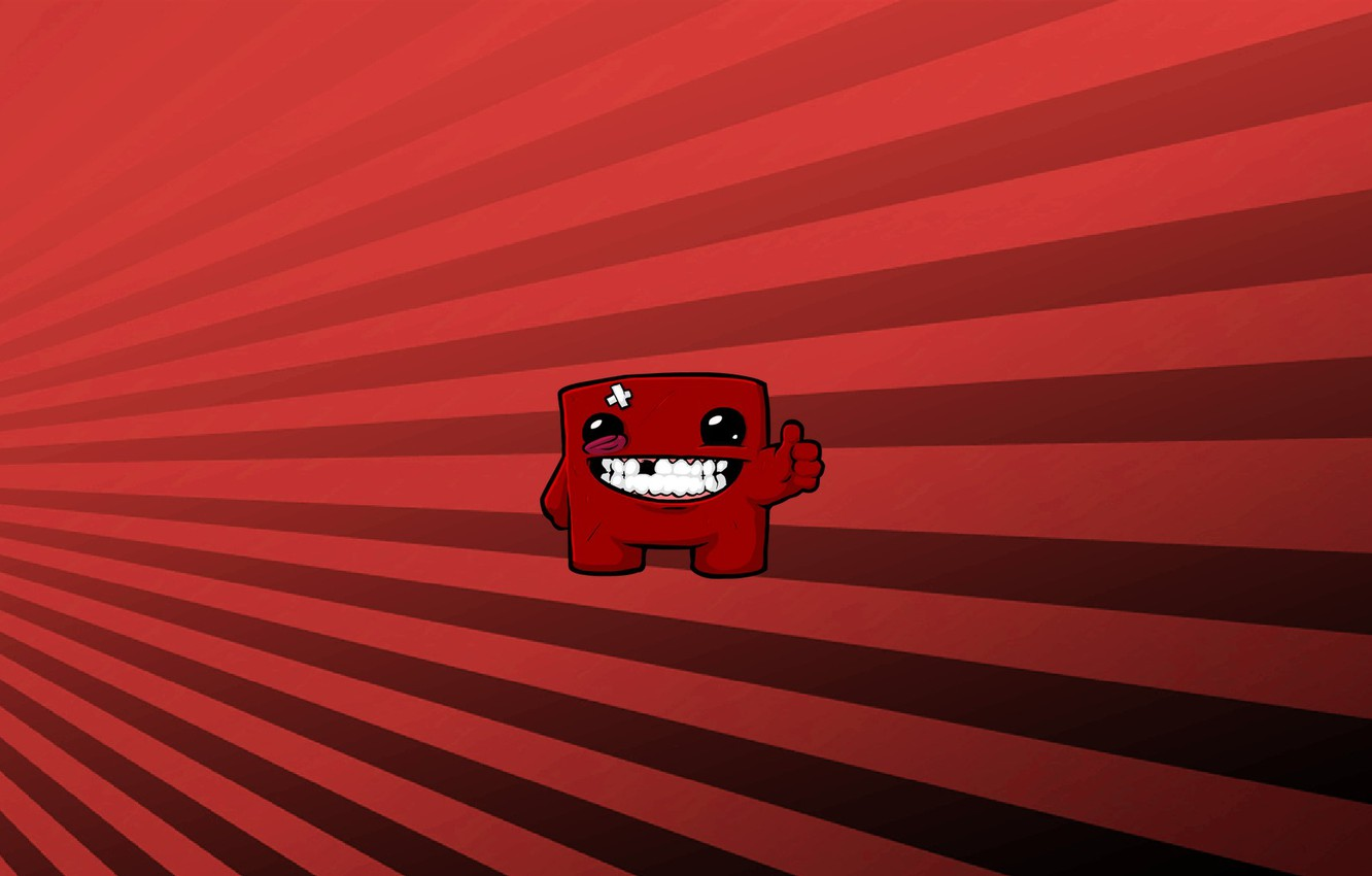 Wallpaper Indie Games Indie Super Meat Boy Images For