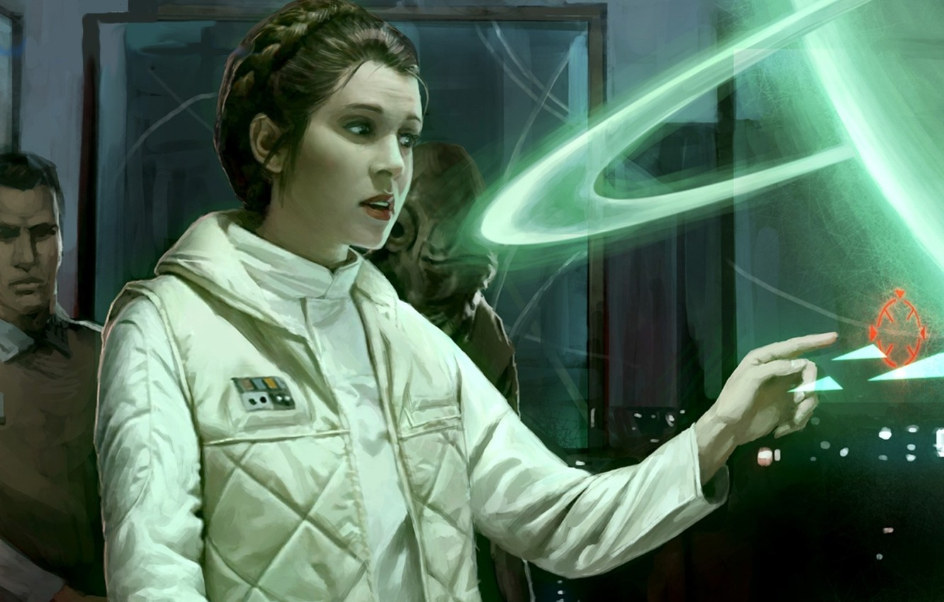 star wars leia organa