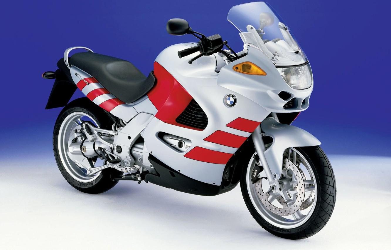 Photo wallpaper BMW, motorcycle, bike, K1200RS