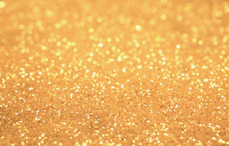 Photo wallpaper sand, background, gold, Shine, texture, sequins