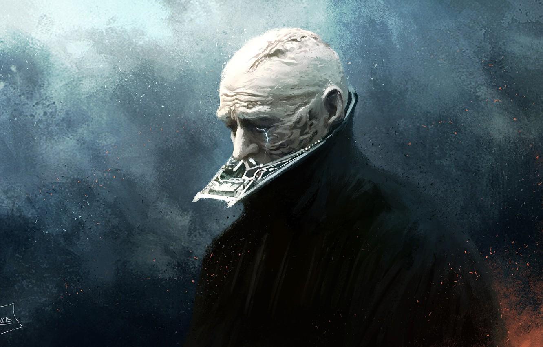Wallpaper Star Wars Art Anakin Skywalker Jedi Sith Lord Darth
