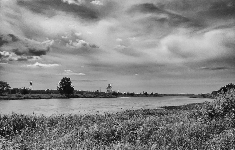 Photo wallpaper landscape, Belarus, Litvin