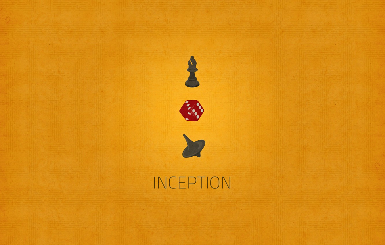 Photo wallpaper maze, beginning, inception