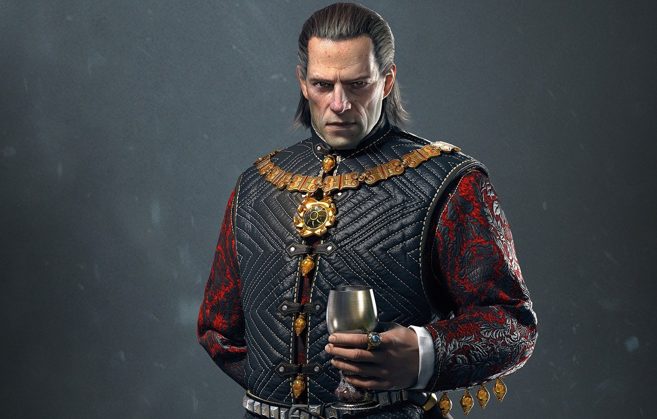Photo wallpaper CD Projekt RED, The Witcher 3: Wild Hunt, The Witcher 3: Wild Hunt