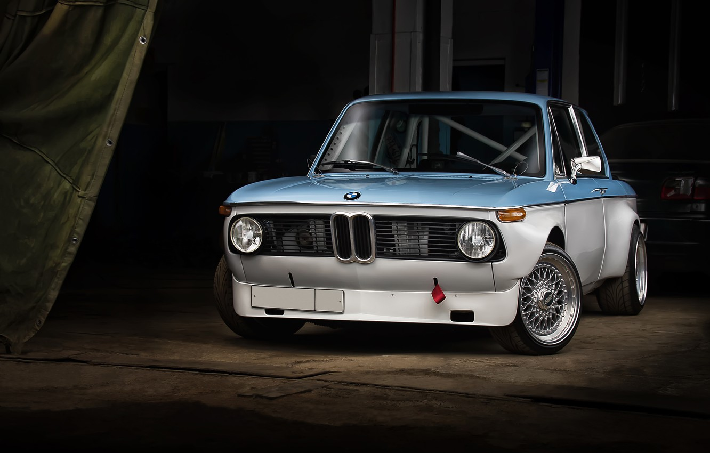 Photo wallpaper engine, tuning, BMW, car, sedan, serial, Moscow, two-door, compact, turbocharged, Raceway, Sport KB, BMW 2002 …