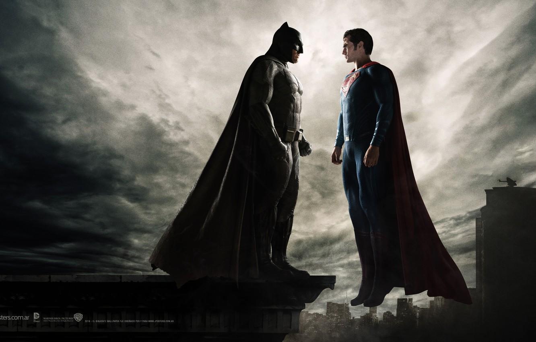 Wallpaper Batman Superman Dc Comics Batman V Superman Dawn Of
