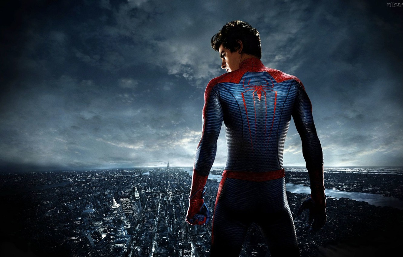 Wallpaper City New York Andrew Garfield The Amazing Spider Man