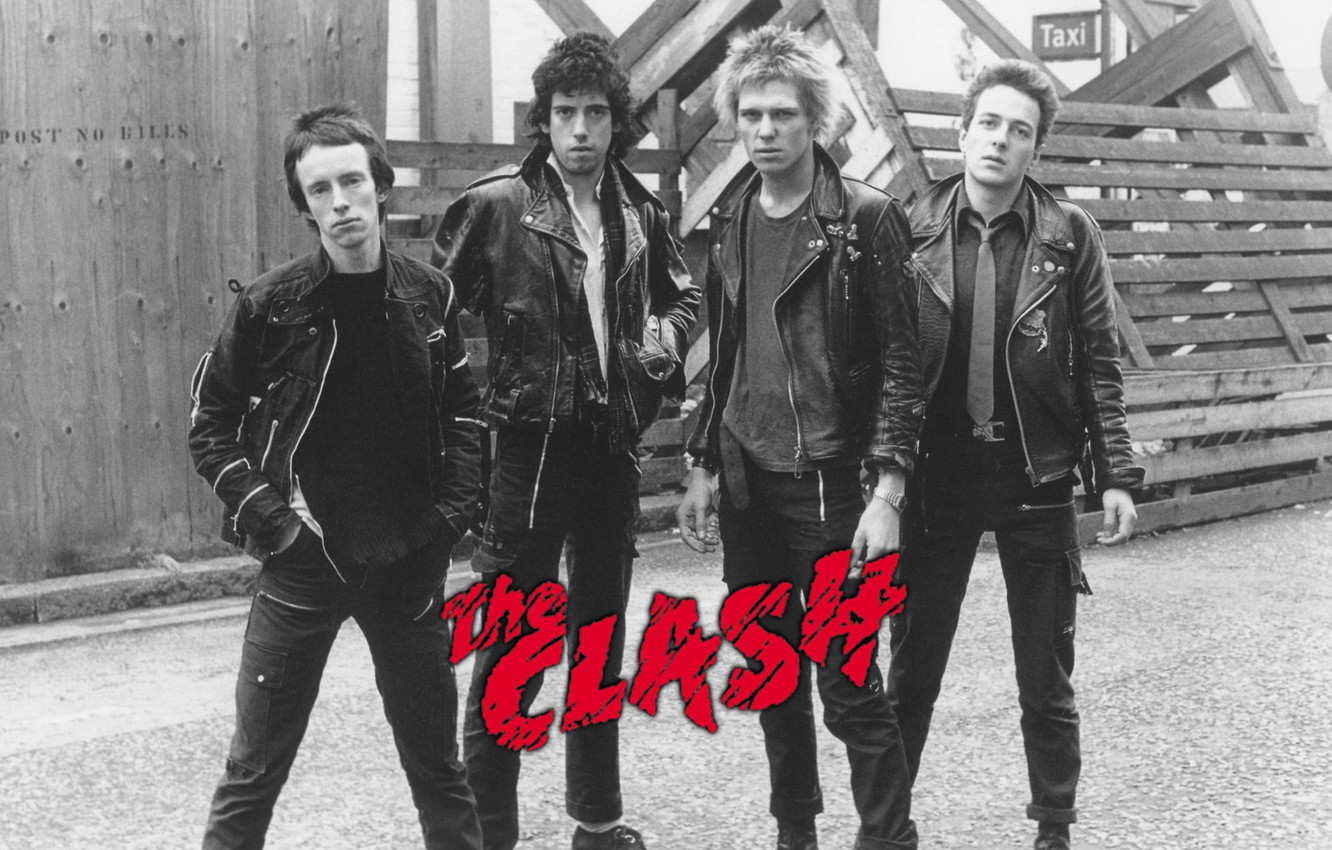 Wallpaper punk, punk rock, The Clash, Joe Strummer images ...